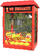 Popcornmachine FS-PC68