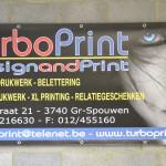 Spandek Turboprint klein