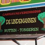 Spandoek De Lindemannen