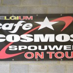 Spandoek cafe Cosmos